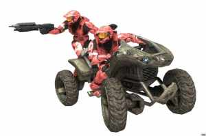 The new small vehicle for Halo 3